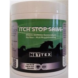 NetTex Itch stop salve til hest 200 ml