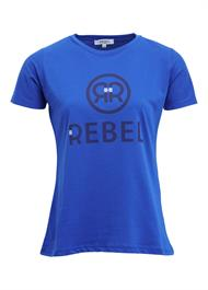 REBEL T-Shirt Zoey Royalblue